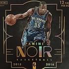 2015-16 Panini Noir Basketball Cards