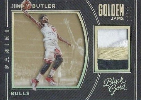 2015-16 Panini Black Gold Basketball Cards 24