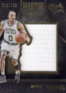 2015-16 Panini Black Gold Basketball Cards 27