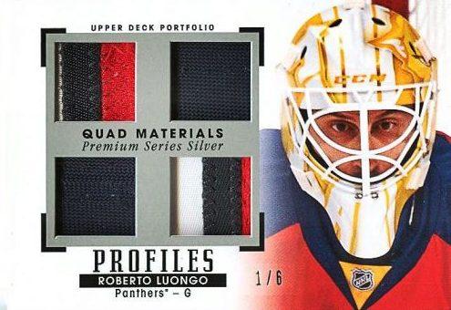 2015-16 Upper Deck Portfolio Hockey Cards 31