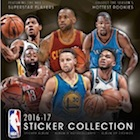 2016-17 Panini NBA Sticker Collection - Checklist Added