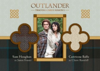 2016 Cryptozoic Outlander Season 1 Trading Cards 32