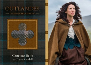 2016 Cryptozoic Outlander Season 1 Trading Cards 31