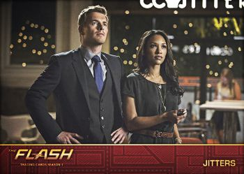 2016 Cryptozoic The Flash S1 Locations Jitters
