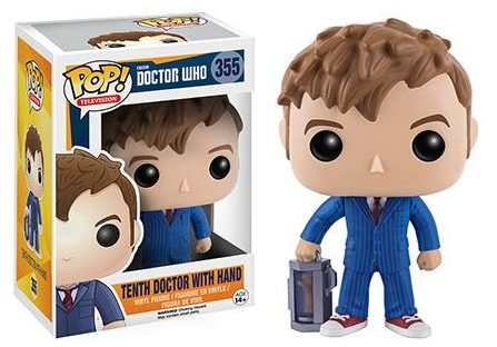 Ultimate Funko Pop Doctor Who Vinyl Figures Gallery and Guide 43