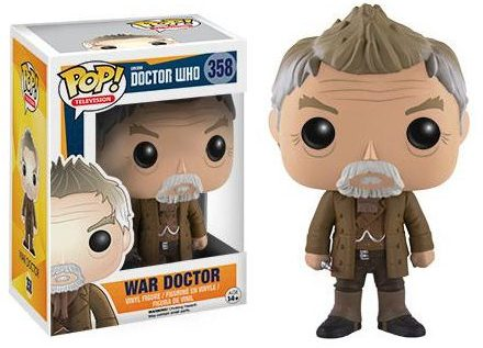 Ultimate Funko Pop Doctor Who Vinyl Figures Gallery and Guide 46