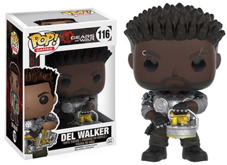 Ultimate Funko Pop Gears of War Figures Guide 9