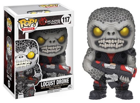 Funko Pop Gears Of War Checklist Exclusives Set List