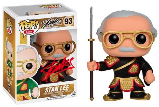 Ultimate Funko Pop Stan Lee Figures Checklist and Gallery 25