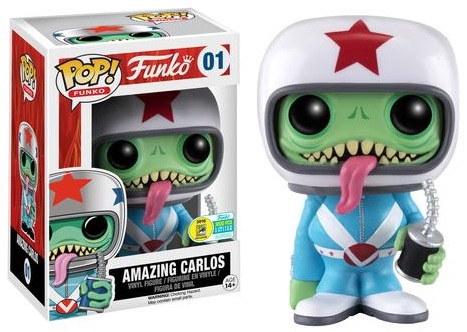 Ultimate Funko Pop Fantastik Plastik Figures Gallery & Checklist 3