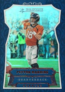 2016 Panini Football Retail Base Shining Armor Peyton Manning