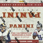2016 Panini Football Cards - Out Now