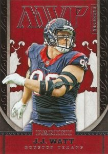 2016 Panini Football Retail Predictor MVP Watt