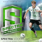 2016 Panini Spectra Soccer Cards