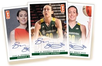2016 Rittenhouse WNBA Basketball Cards - Checklist Added 20