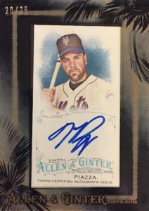 2016 Topps Allen & Ginter Baseball Cards - Review & Hit Gallery Added 29
