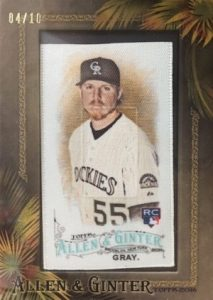 2016 Topps Allen & Ginter Baseball Cards - Review & Hit Gallery Added 28