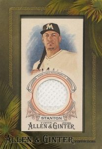 2016 Topps Allen & Ginter Baseball Cards - Review & Hit Gallery Added 40