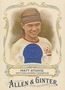 2016 Topps Allen & Ginter Baseball Cards - Review & Hit Gallery Added 41