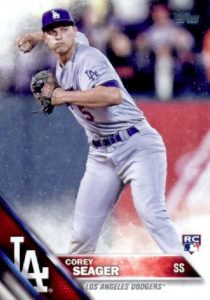 2016 Topps Baseball Retail Factory Set Rookie Variations Gallery 7