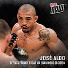 2016 Topps Now UFC MMA Cards