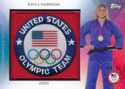 2016 Topps US Olympic and Paralympic Team Hopefuls Trading Cards 30