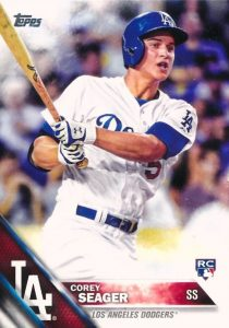 2016 Topps Baseball Retail Factory Set Rookie Variations Gallery 6