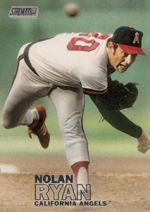2016 Topps Stadium Club Baseball Base 80 Nolan Ryan