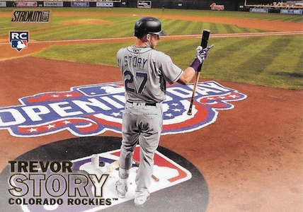 Trevor Story Rookie Cards and Key Prospect Guide 6