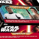 2016 Topps Star Wars The Force Awakens Complete Set - Limited Edition