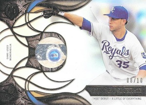 2016 Topps Tribute Baseball Cards - Product Review & Hit Gallery Added 30
