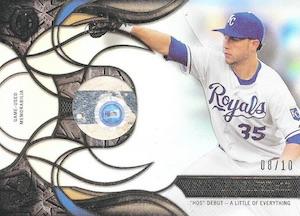 2016 Topps Tribute Baseball Cards 30