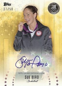 2016 Topps US Olympic and Paralympic Team Hopefuls Trading Cards 23