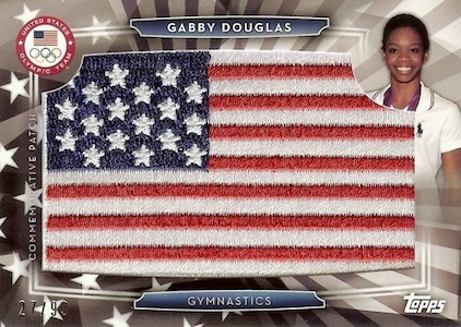 2016 Topps US Olympic and Paralympic Team Hopefuls Trading Cards 28