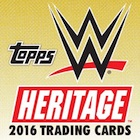 2016 Topps WWE Heritage Wrestling Cards