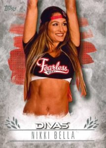 2016 Topps WWE Undisputed Wrestling Cards 22