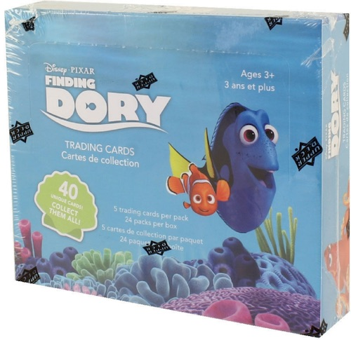 2016 Upper Deck Finding Dory Box