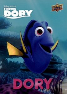 2016 Upper Deck Finding Dory card