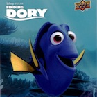 2016 Upper Deck Finding Dory Trading Cards