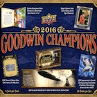 2016 Upper Deck Goodwin Champions Trading Cards
