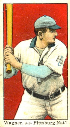 E92 Dockman & Sons Honus Wagner Batting