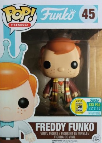 Ultimate Funko Pop Doctor Who Vinyl Figures Gallery and Guide 56