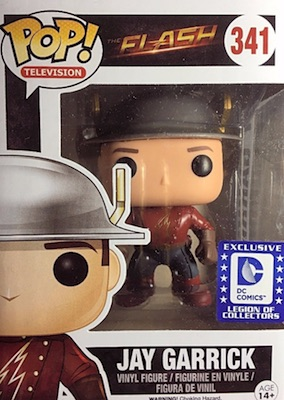 Funko Pop Flash TV Vinyl Figures Guide and Gallery 11