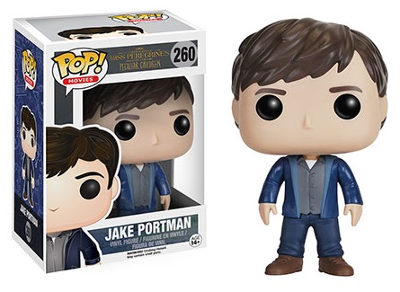 Funko Pop Miss Peregrine's Home for Peculiar Children Vinyl Figures 260 Jake Portman