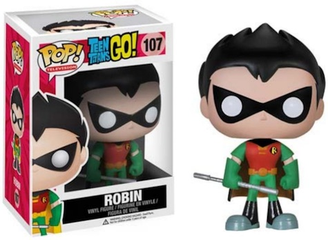 Funko Pop Teen Titans Go Vinyl Figures Guide and Gallery 21