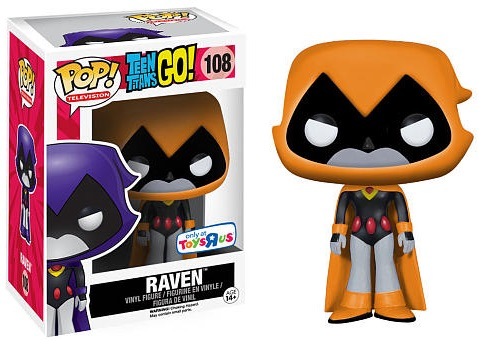 Funko Pop Teen Titans Go Checklist Exclusives List