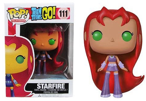 Funko Pop Teen Titans Go Vinyl Figures Guide and Gallery 32