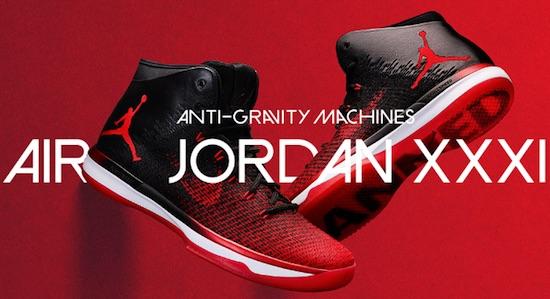 Nike Air Jordans Dernières