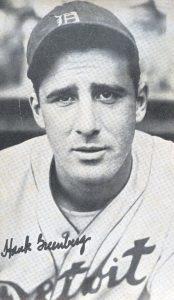 1936-1937 Goudey Wide Pen Hank Greenberg2