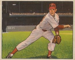 Top 10 Robin Roberts Baseball Cards 6